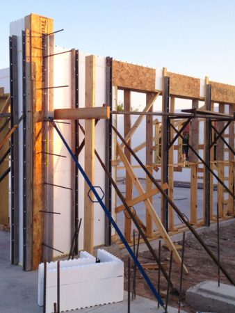 South Texas ICF Bracing Rental