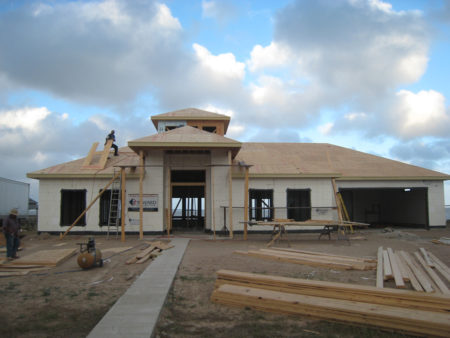 New Home South Padre Island golf course